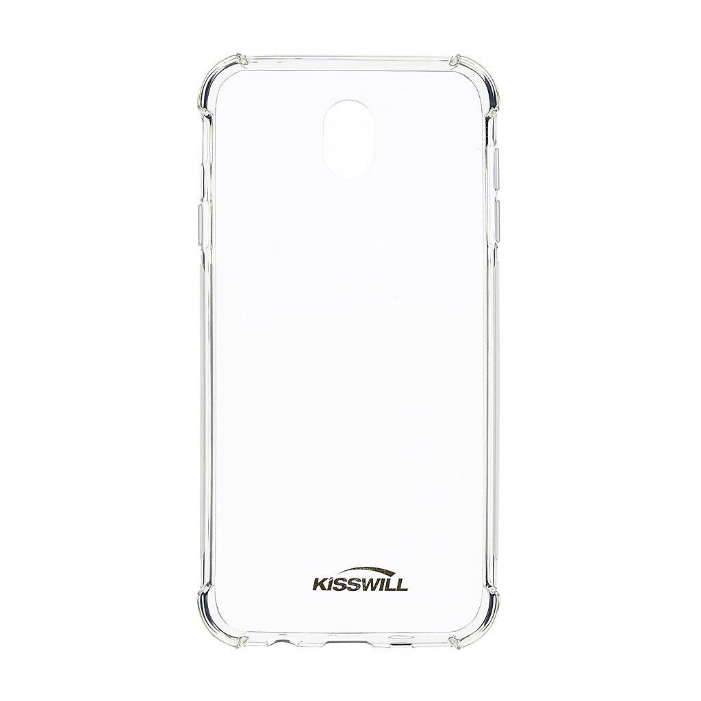 be6fc2d947ee Telefontok Samsung A750 Galaxy A7 2018 - Kisswill Ütésálló Átlátszó Tok