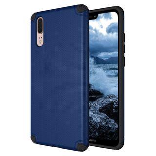 afbadeaac3 Telefontok Huawei P20 - Light Armor ütésálló tok kék