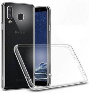 beb3aea2de Telefontok Samsung Galaxy A50 - átlátszó szilikon tok